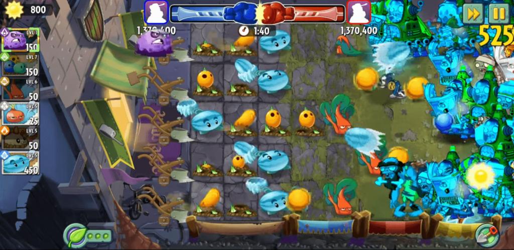 platns vs zombies 2 multiplayer