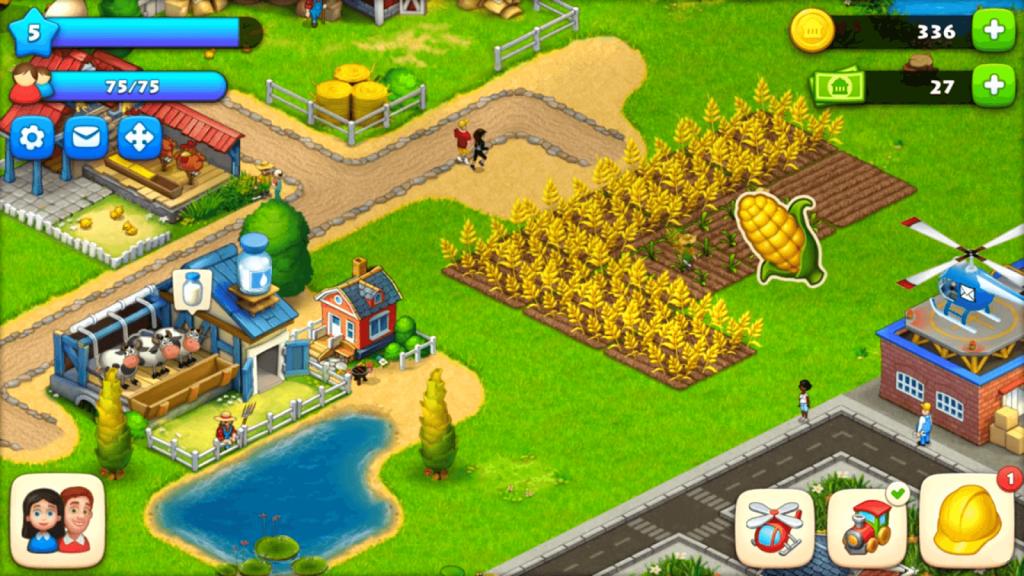 township farm land